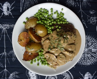 Steak Diane: recept Gordon Ramsay