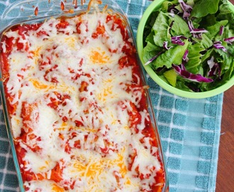 The Easiest Lasagna