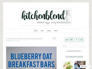 kitchenblendblog.com