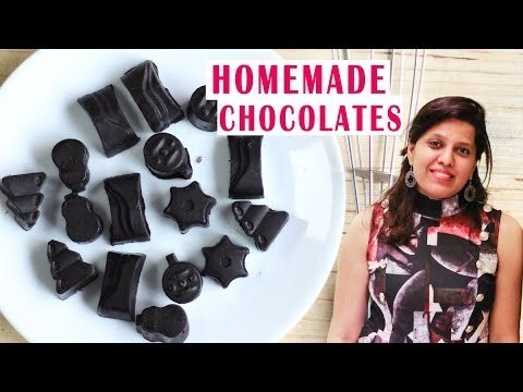 How To Make Chocolates At Home - Homemade Chocolate Recipes