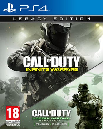 Call of Duty / Infinite warfare legacy