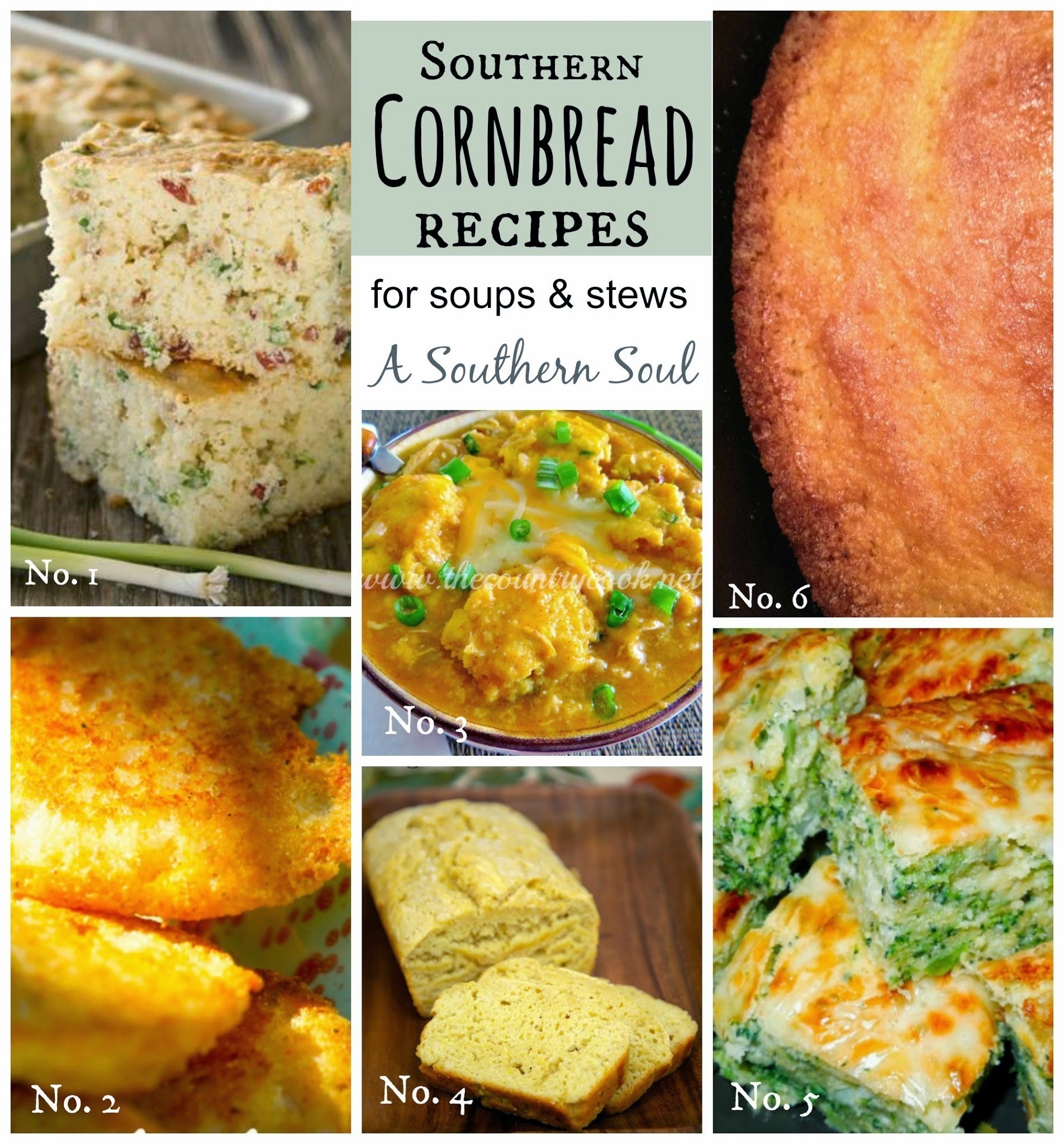 Cornbread Recipes | Perfect for Soups & Stews