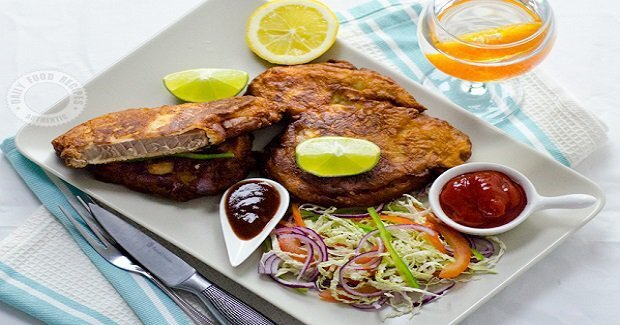 Spicy Battered Fish Recipe