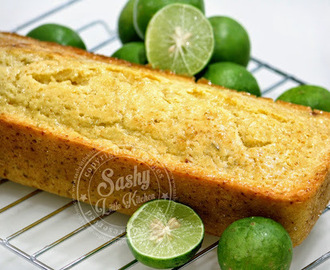 Buttermilk - Lime Cake