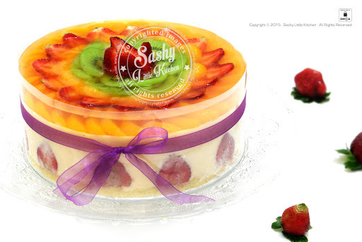 Puding Busa Fruity