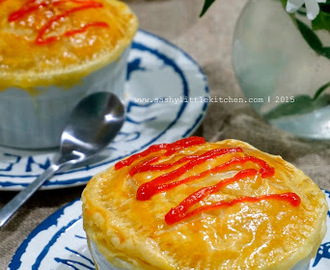 Resep Zuppa Soup ( Pastry isi Krim Sup)