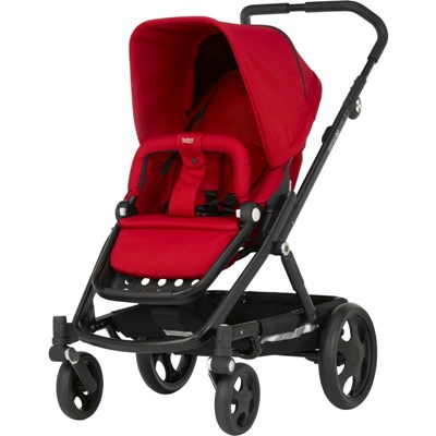 Sittvagn Go, Flame Red, Britax