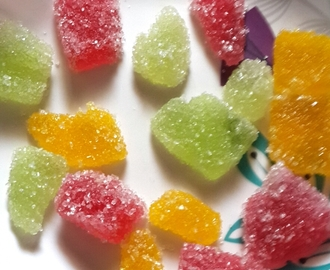 jelly sugar candy