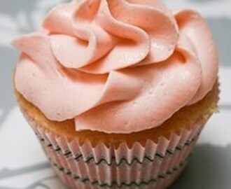 cream cheese cupcakes or cake/with guava buttercream Recipe