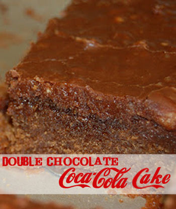 Double Chocolate Coca Cola Cake (2 differant recipes)