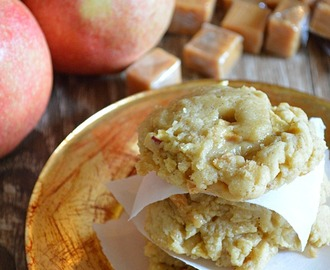 Caramel Apple Cookies and KitchenAid Giveaway