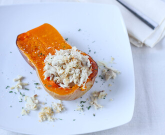 Stuffed Butternut Squash (AIP, Paleo)