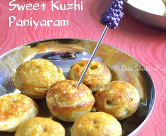 Kuzhi Paniyaram (Savoury and Sweet) Recipe | Chettinad Recipes
