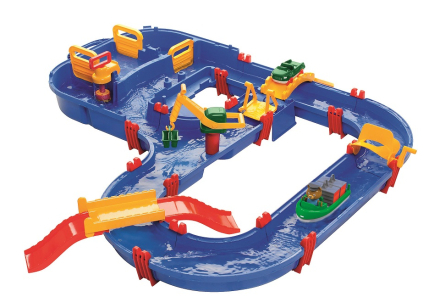Mega Bridge, AquaPlay