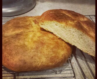 No Starter Sour Dough Bread