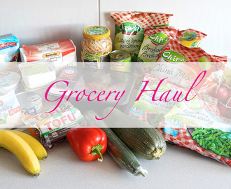 Grocery Haul + Gift 4You