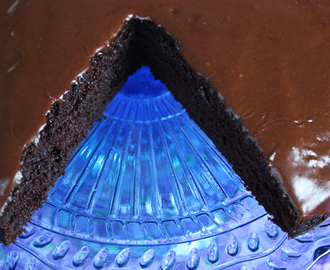 Simple Chocolate Cake Without Butter