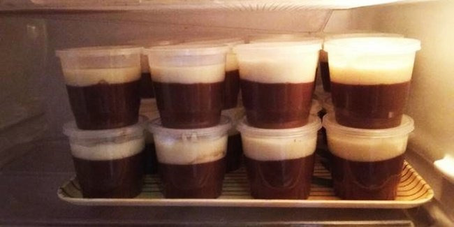 Chocolate Pudding Vla Recipe