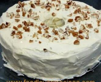 HUMMINGBIRD CAKE WITH RIPE BANANAS