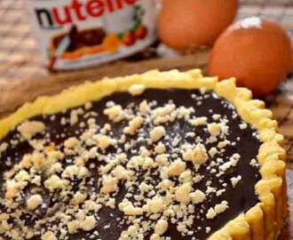 Chocolate Nutella Pie