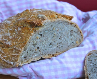 No-Knead Bread for Beginners