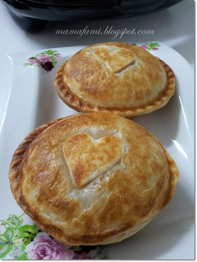 Chicken pie (Pie Maker)