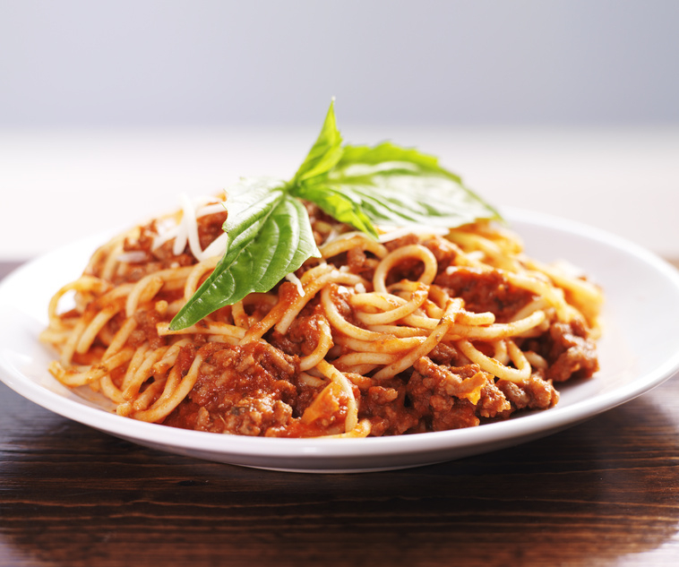 Ragù (Spaghetti with Meat Sauce)