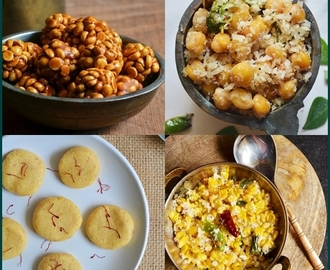 Navaratri recipes list | Navaratri special neivedhyam recipes