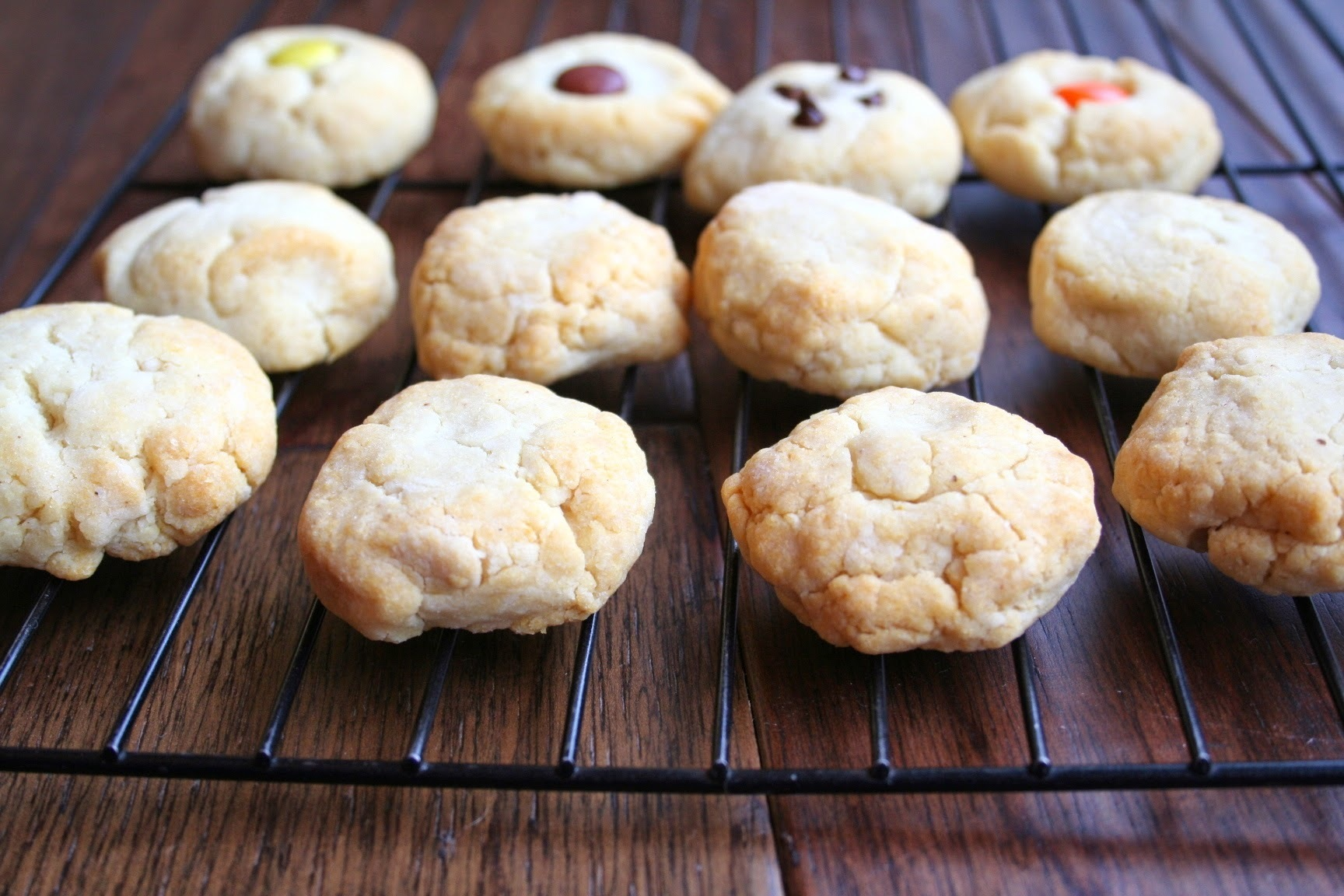 "Gluten Free ""Shortbread""Cookies (Dairy, Egg, Gluten and Refined Sugar Free)"