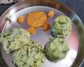 Cucumber idli - a no soak, grind or ferment sort of idli