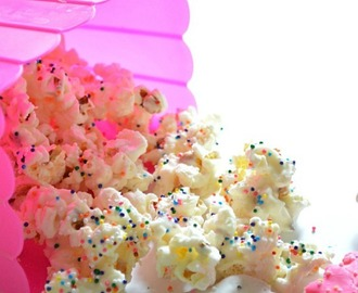 Circus Animal Cookie Popcorn