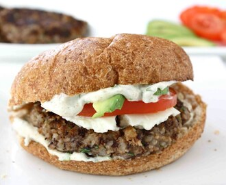 Recipe of the Day: Jamaican Bean Burger