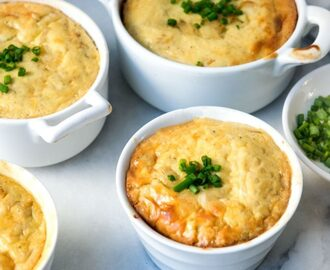 French Onion Gratin Pots