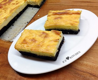 布朗尼芝士蛋糕 Brownie cheese cake