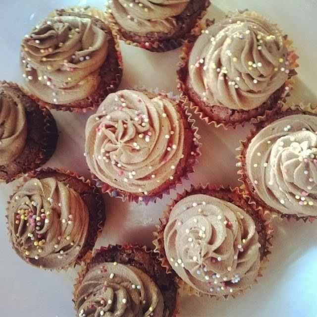 Cupcakes, Instinkt a FOOD