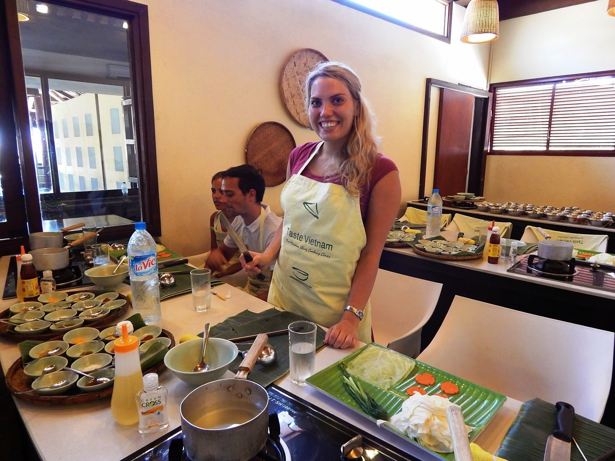 Asia trip: Cooking class