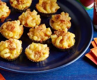 Kids Can Make: Mac 'n' Cheese Bites