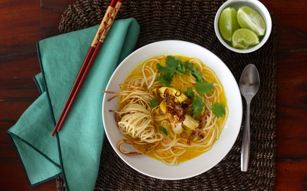Khao Soi  - Chiang Mai Curry Noodles