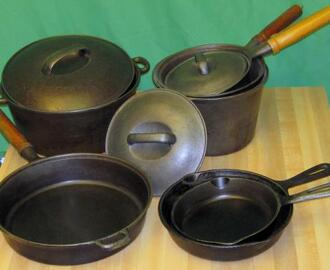 Cast Iron Utensils And Iron Fortification Of Foods