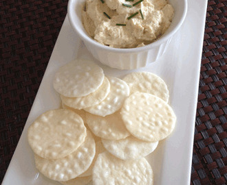 ThermoFun – French Onion Dip with Cream Cheese Recipe