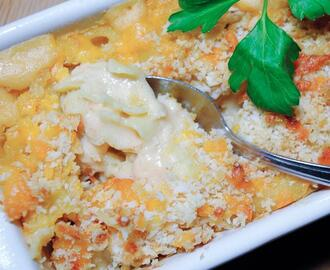 Slenderized Macaroni and Cheese – a Comfort Food Makeover