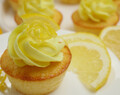 Lemon Cupcakes & Garlic Potato Wedges I  Backen & Kochen im Retro-Stil mit Efbe Elektrogeräte
