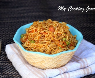 Vegetable Noodles – Fancy Maggi