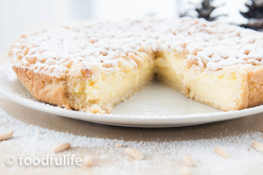 Traditional Recipe: Torta Della Nonna (Grandma's Pie)