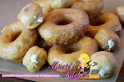 Yeast Donuts and Donut Holes