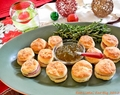 Recipe for Holiday Biscuits and Ham