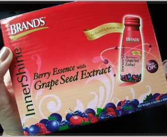 BRAND'S® InnerShine Berry Essence with Grape Seed Extract