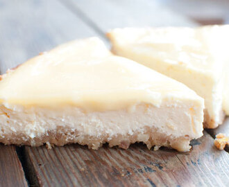 Recept: Limoncello cheesecake - Savory Sweets