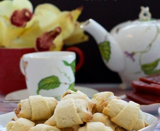 Guava And Cheese Rugelach Cookies Recipe