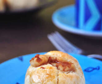 Walnut Mooncake (Baked)